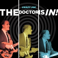 CRAZY JOE – The Doctor Is In (TPERecords)