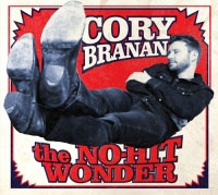 CORY BRANAN – The No-Hit Wonder (Bloodshot) 1/9/2014