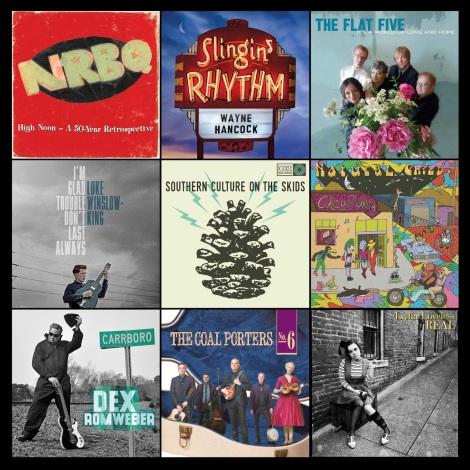 Novedades discográficas Otoño'16