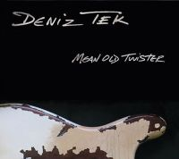 DENIZ TEK . Mean Old Twister (2016) Career Records LP/CD