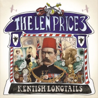 The LEN PRICE 3 – Kentish Longtails (JLM Recordings) 22/09/2017