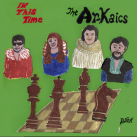 THE AR-KAICS – In This Time (Wick / Daptone Records)26/10/2018